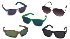 Solbriller til drenge