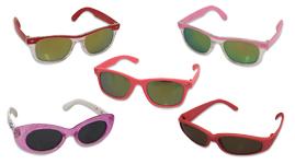 Solbriller til piger
