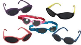 Baby solbriller