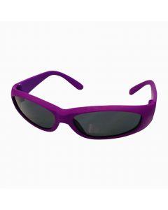 Børne solbrille blød lilla v2
