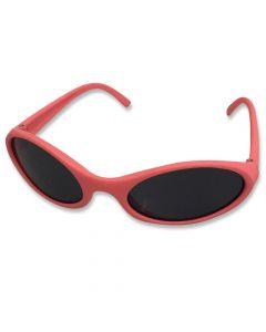 Børne solbrille blød pink