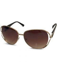 """Solbrille """"Pasadena"""" Guld"""