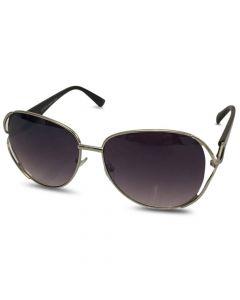 """Solbrille """"Pasadena"""" Sølv"""