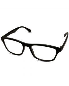 Læsebrille i sort +1.5