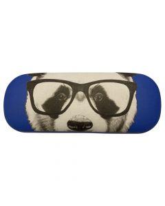 2. Sortering - Brilleetui til solbriller eller læsebriller - Panda Blå
