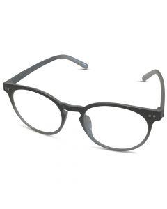 Læsebrille Sort/Grå +2.5 / 250-043