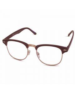 Læsebrille Brun +1.0 / 100-046