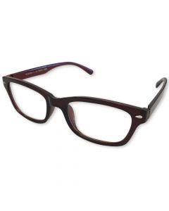 Læsebrille Brun +2.5 / 250-006