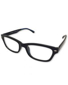 Læsebrille Sort +2.5 / 250-004