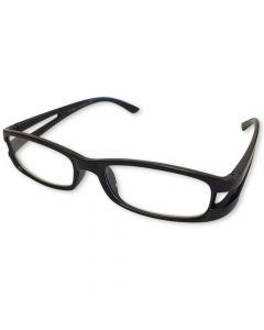 Læsebrille Sort +2.0 / 200-007