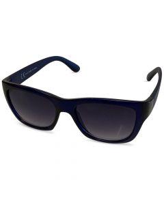 "Solbrille ""Atlanta"" Sort/blåskær"