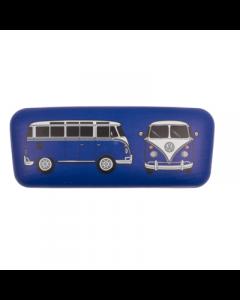Brilleetui til solbriller eller læsebriller - VW blå