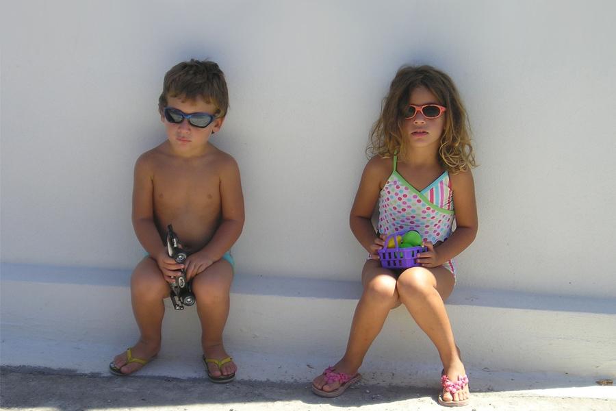 Smarte solbriller til de mindste